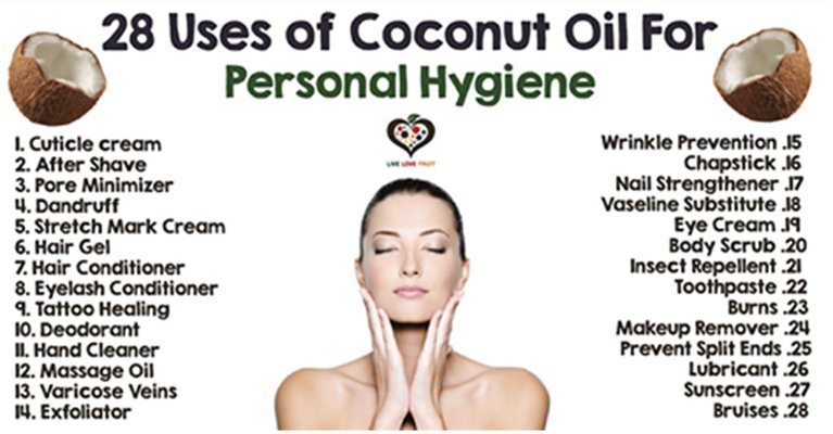 28-uses-of-coconut-oil