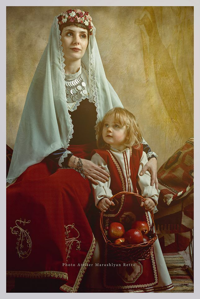 Armenian mother