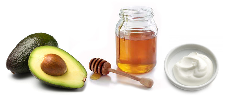 Avocado-Honey-and-cream-Face-Mask