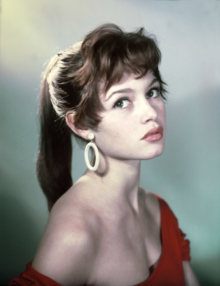 Brigitte Bardot 1951