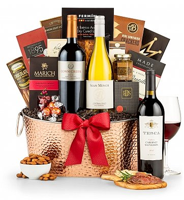 california-signature-wine-basket