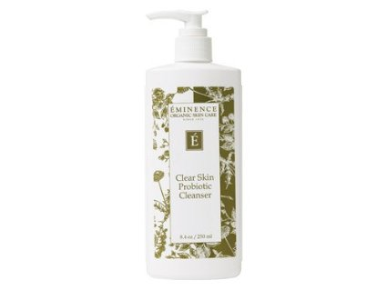 Clear Skin Probiotic Cleanser from Eminence Organics