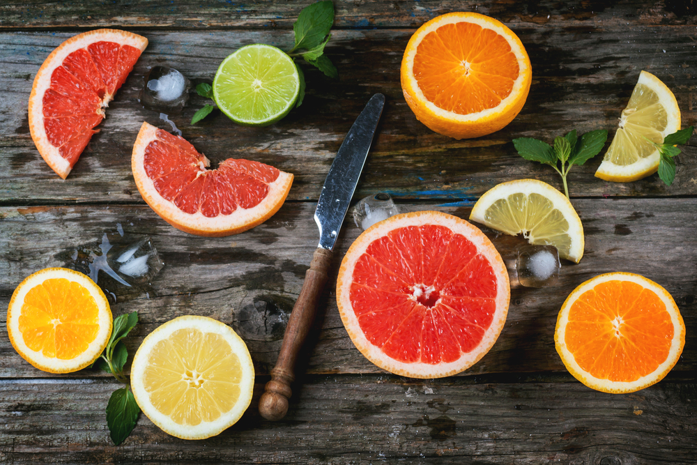 Exfoliating-Ingredients-Citrus-Juice