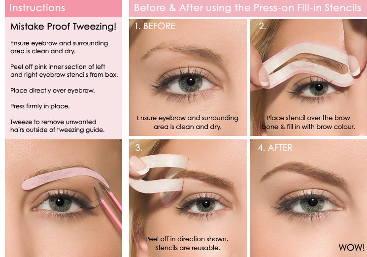 » Eyebrows tips and tricks for tattooing and everyday wear ...