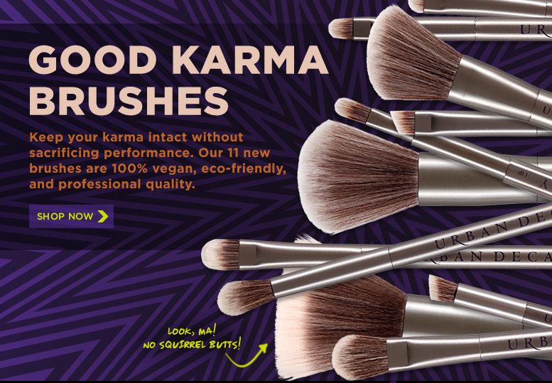 Good Karma Urban decay