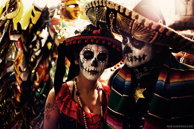 Halloween-Mexico