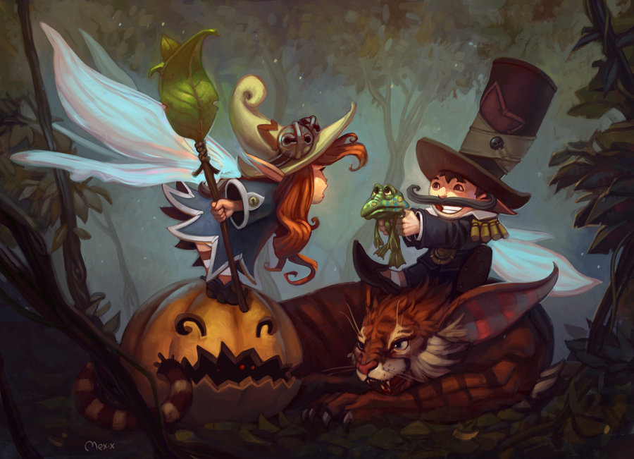 Halloween_by_Sidxartxa