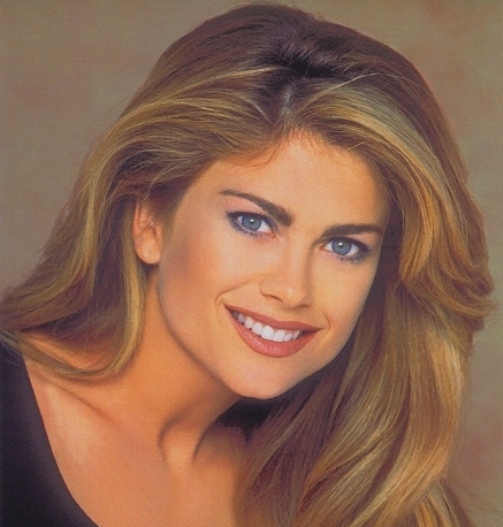 Kathy Ireland makeup