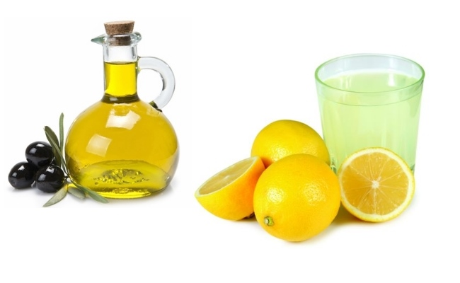 Lemon-Juice-And-Olive-Oil