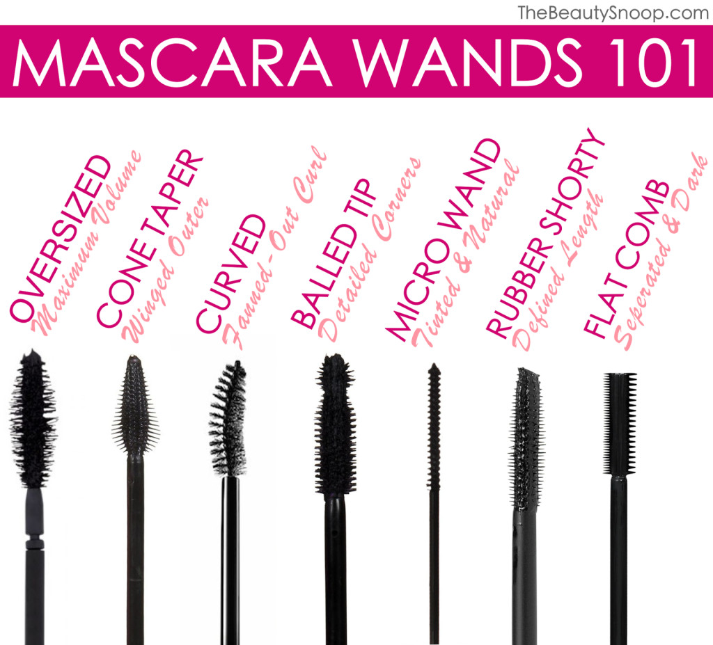 Mascara 101aplicators