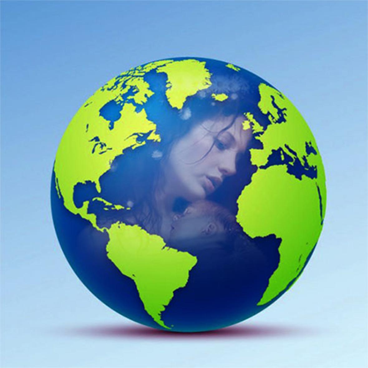 Mothers around-world