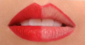 Red lips 3