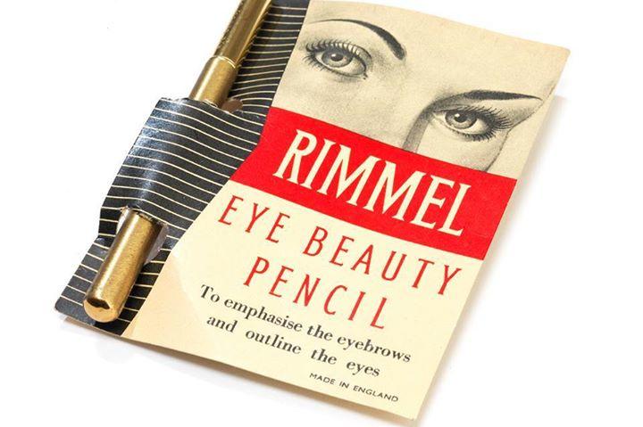 Rimmel eyeliner 1950's 9-18-14
