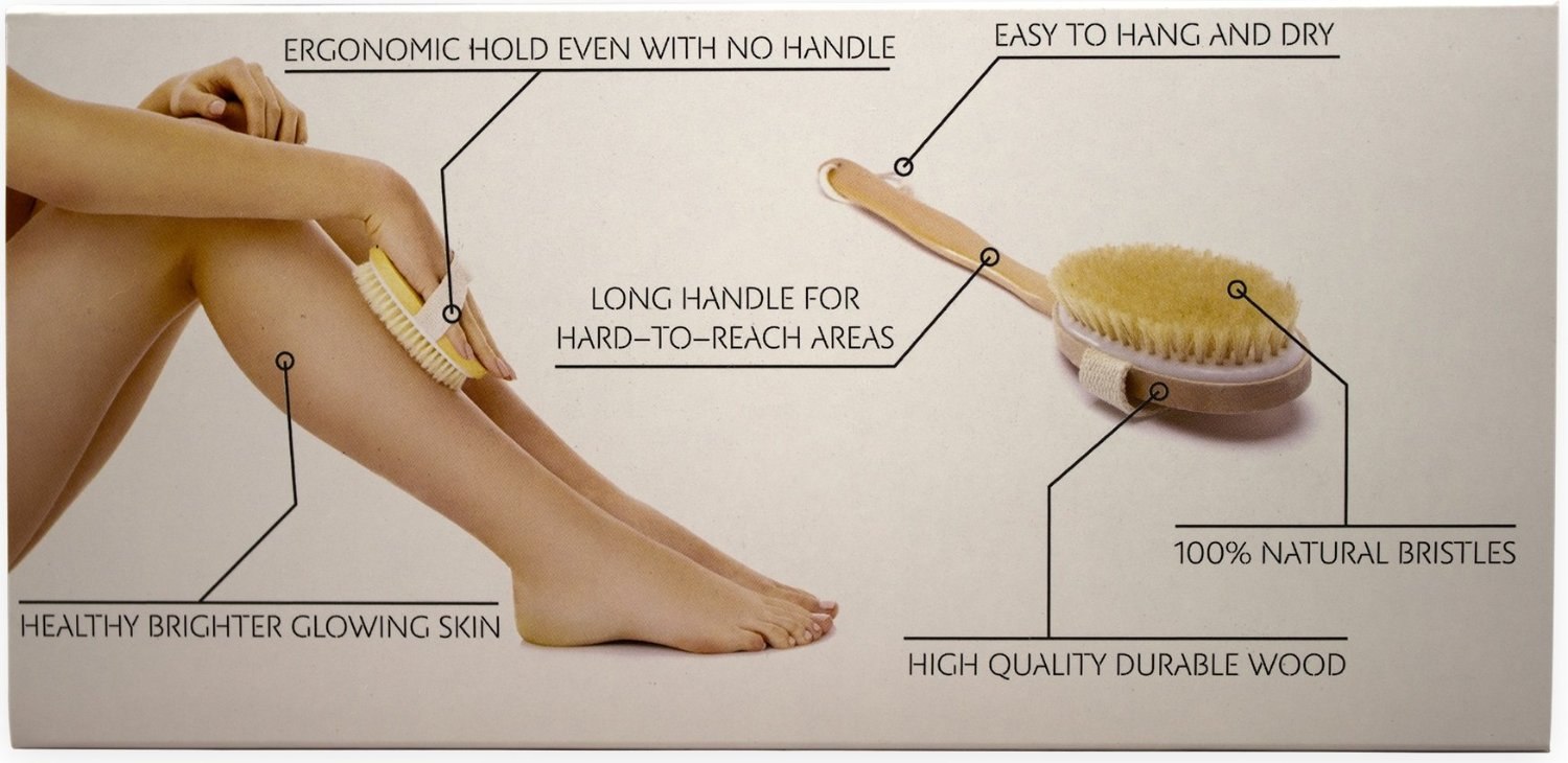 SpaVerde-Dry-Skin-Body-Brush-for-Dry-Brushing-with-Long-Handle-and-Natural-Boar-Bristles-Treat-Cellulite-FREE-Soft-Bath-Brush-05