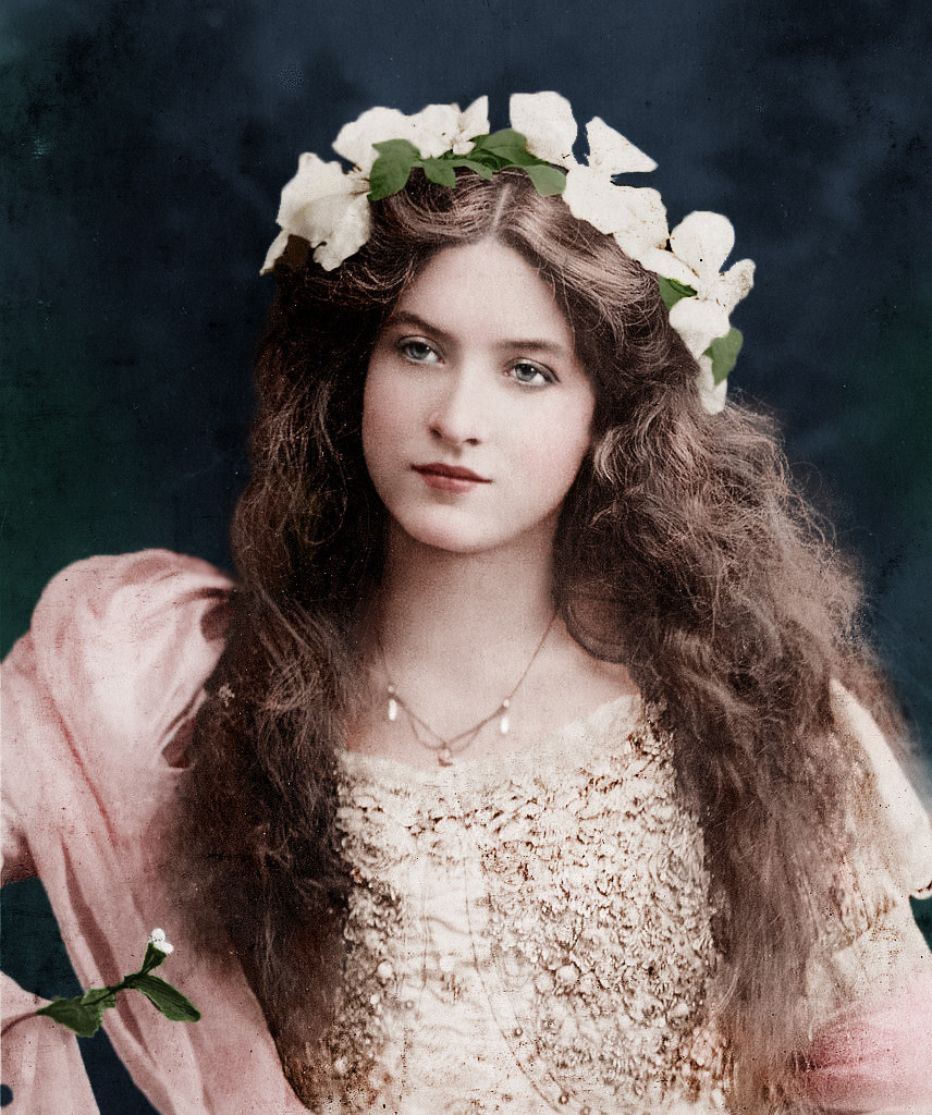 The Victorian Age beauty