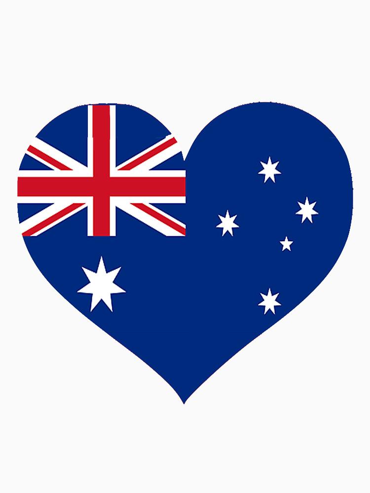 Valentine in Australia