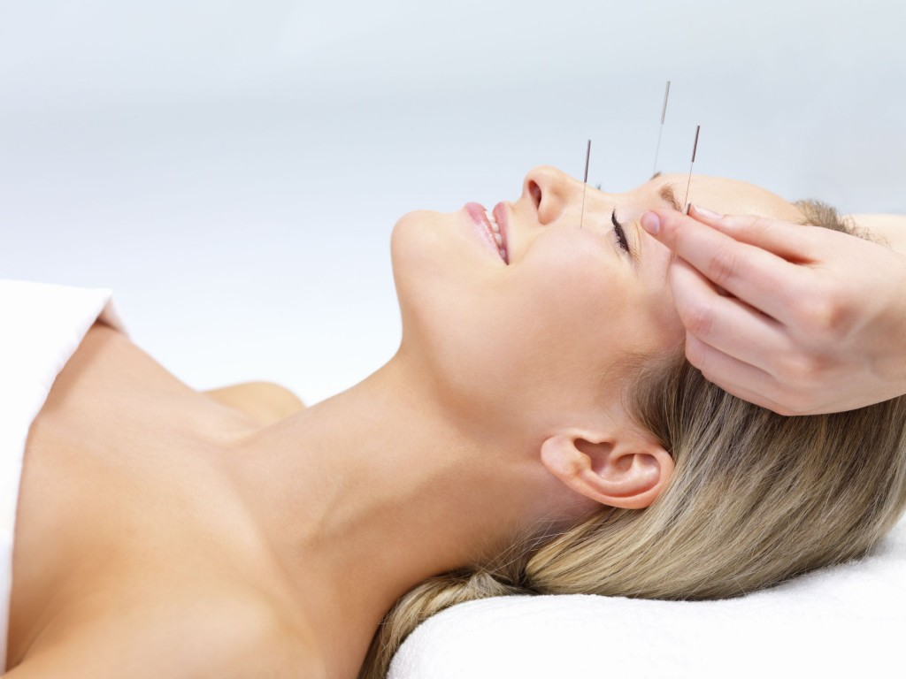 Acupuncture therapy - alternative medicine