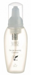 art foaming cleanser