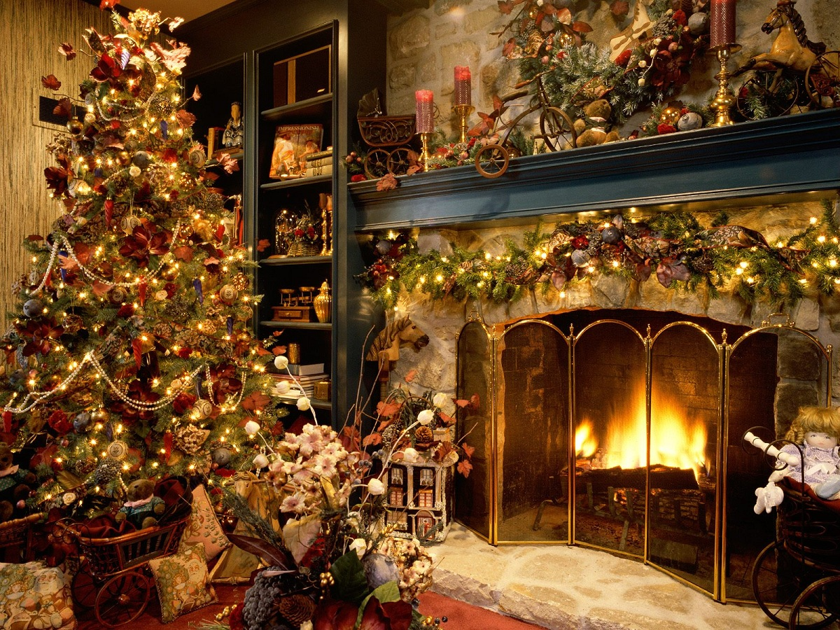 big Christmas-interior-decoration-examples