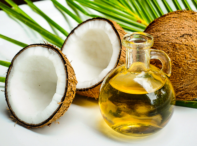 coconut oil banner