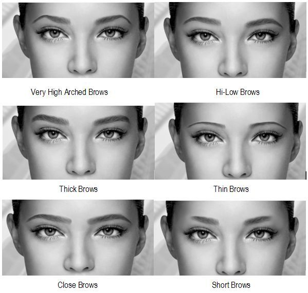 Eyebrows Tips Tricks Everyday Wear And Tattooing Beauty Blog