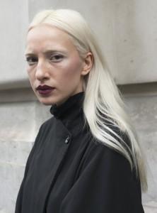 fair-skinned dark lipstick # 3