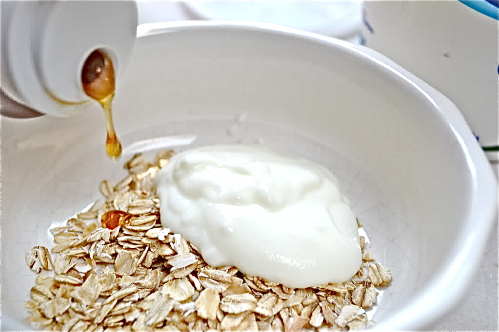 oatmeal yogurt