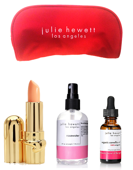rescue kit Camelia Oil Julie Heweet