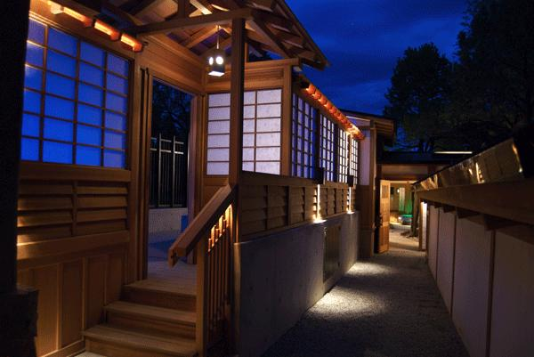 ten thousand waves spa and japanese baths santa fe new mexico