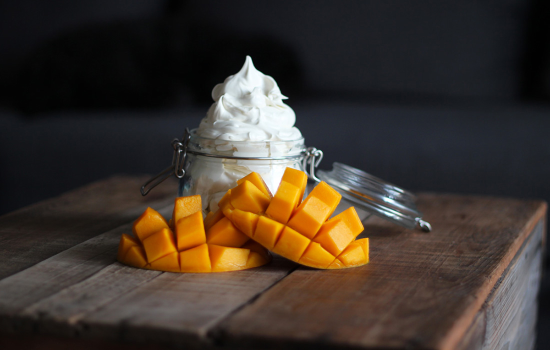 tropical mango butter