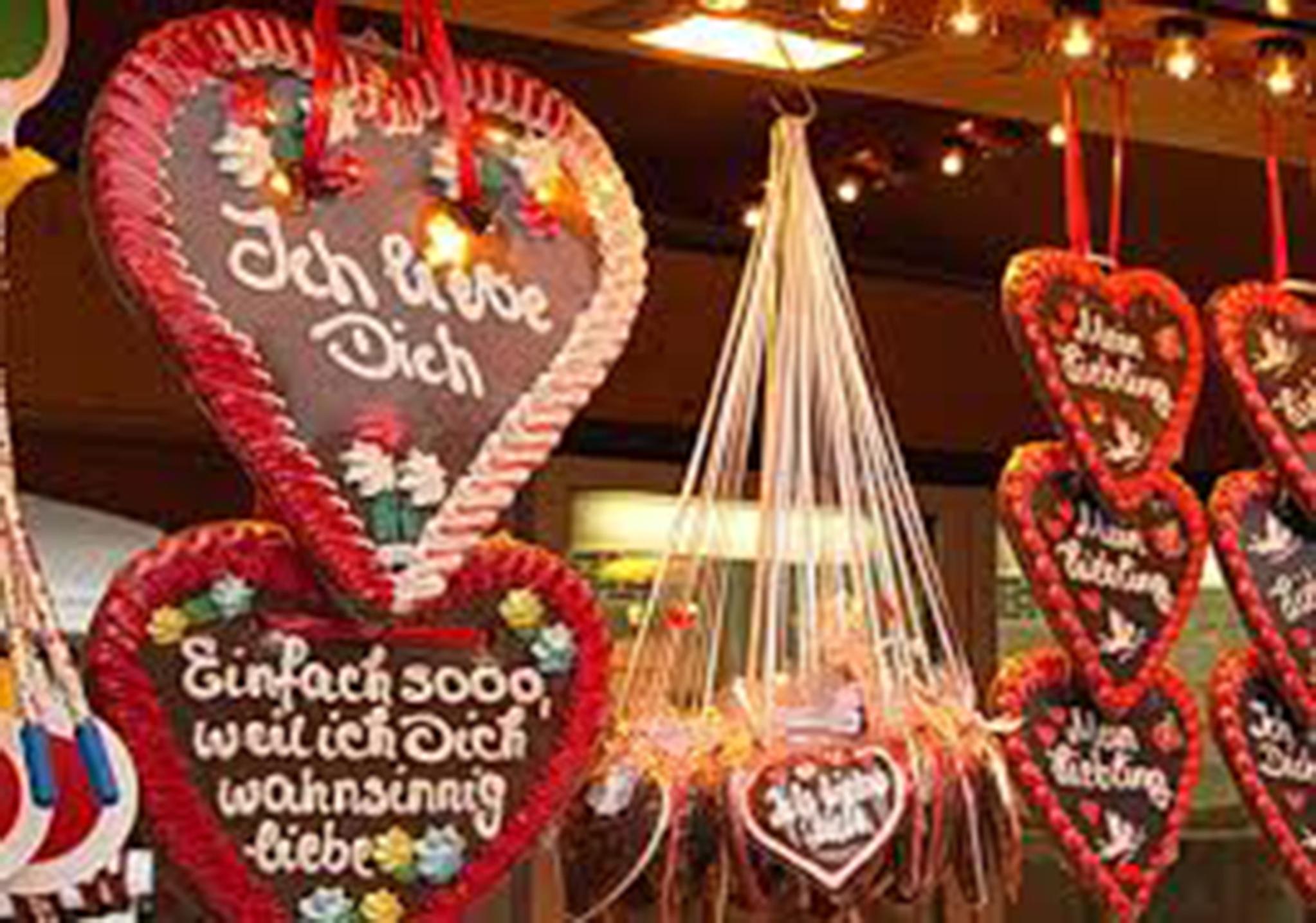 valentine in germany