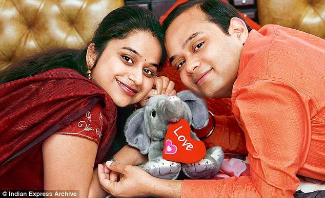 valentine in india