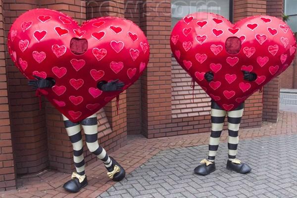 valentines-day in briten